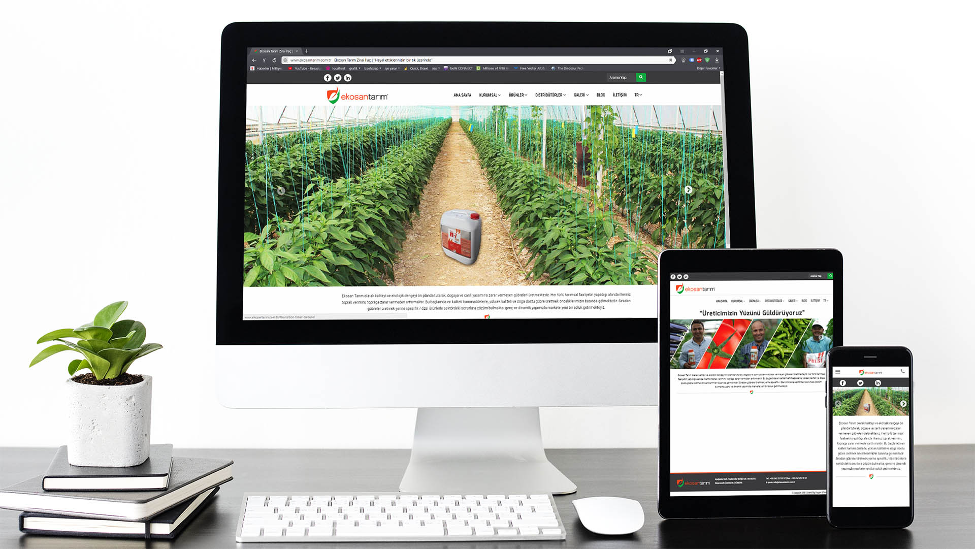 Ekosan Tarım & Gübre